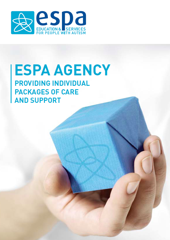ESPA Agency Leaflet Cover