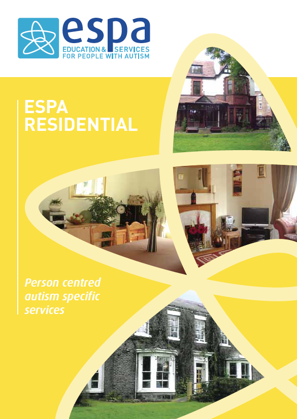 ESPA Residential Leaflet Cover